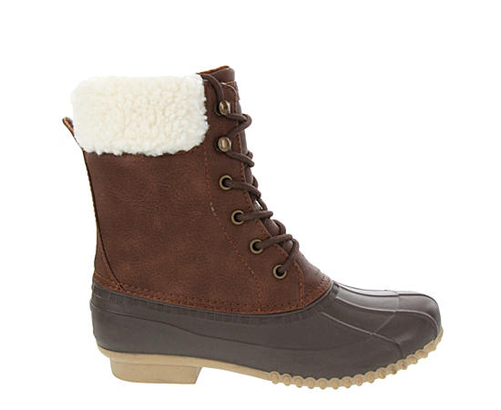 Womens Windchill Cold Weather Duck Boot