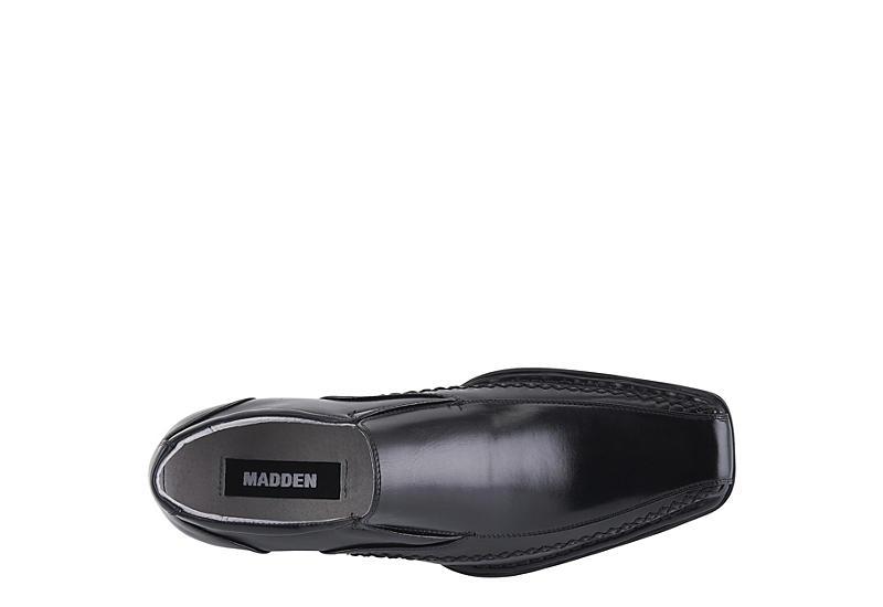 MADDEN Mens Trace Dress Loafer - BLACK