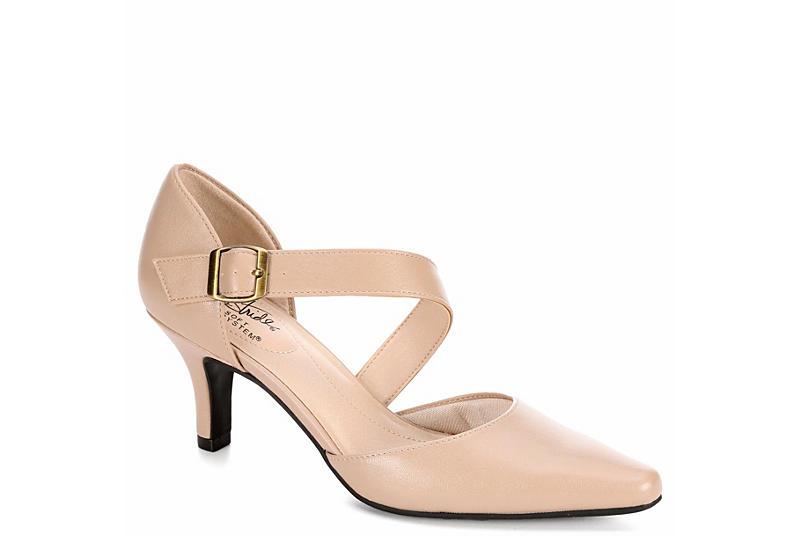 73c8ece264 Taupe Lifestride Womens Kamala | Dress | Off Broadway Shoes