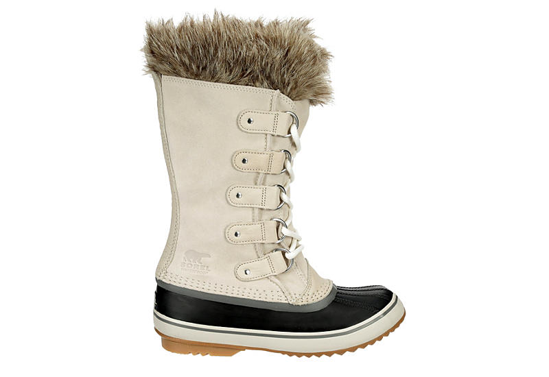 SOREL Womens Joan Of Arctic Cold Weather Boot - STONE