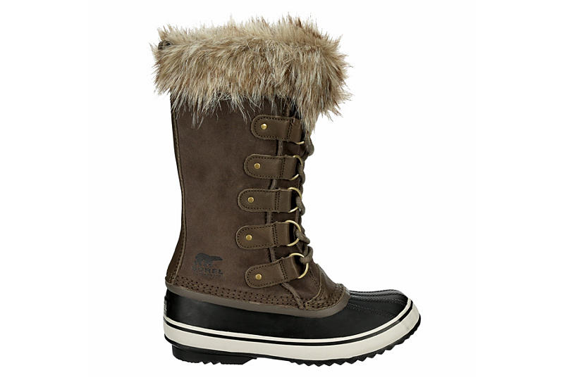 SOREL Womens Joan Of Arctic - BROWN