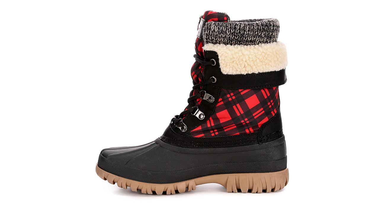 COUGAR Womens Creek Snow Boot - BLACK