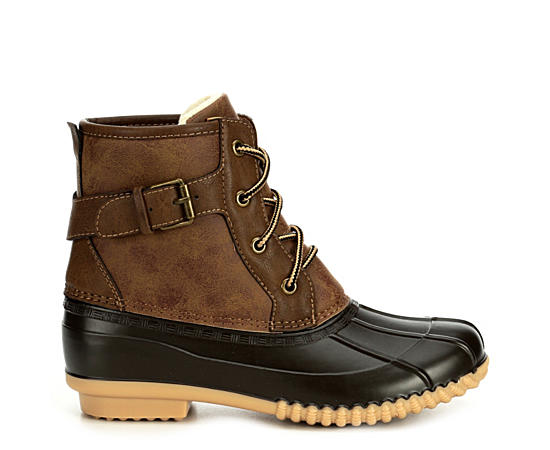 Womens Lacee Duck Boot