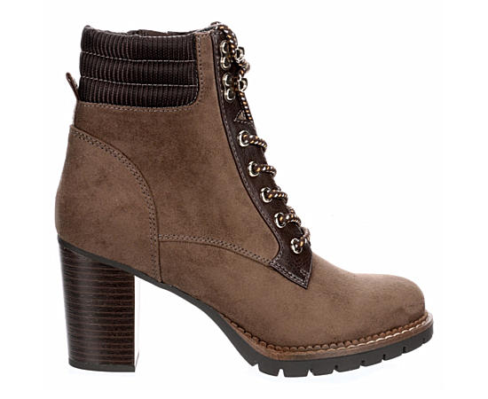 Womens Hunter Laceup Boot