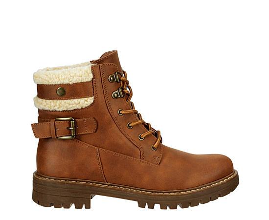 Womens Meldon Combat Boot