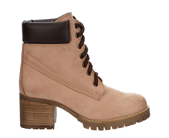 Womens Yessica Combat Boot