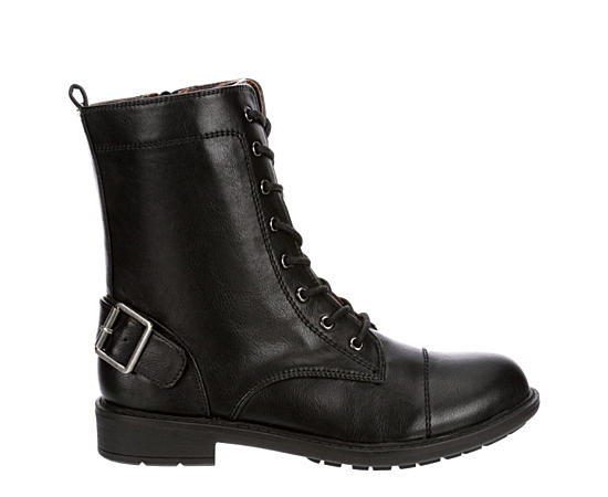 Womens Victory Combat Boot