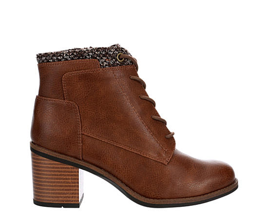 Womens Desmen Laceup Boot