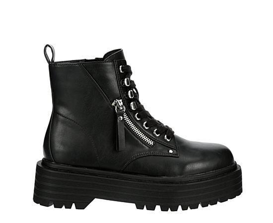 Womens Mashh Combat Boot