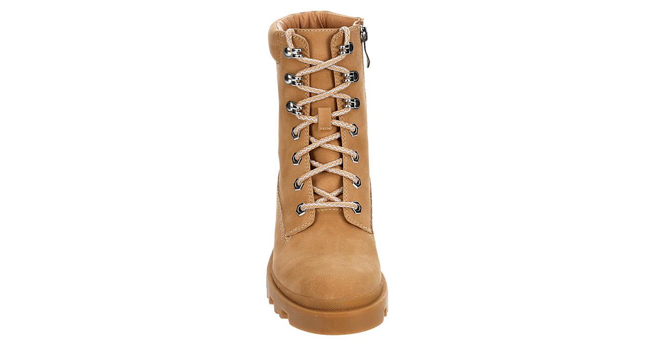 MADDEN GIRL Womens Dillan Hiker Boot - NATURAL