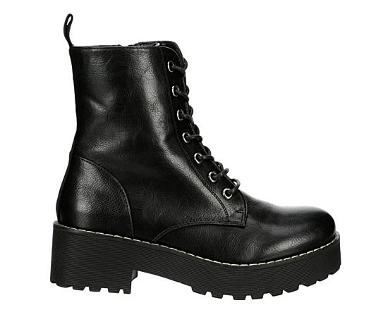 Womens Mazzy Combat Boot