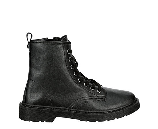 Womens Cole Combat Boot
