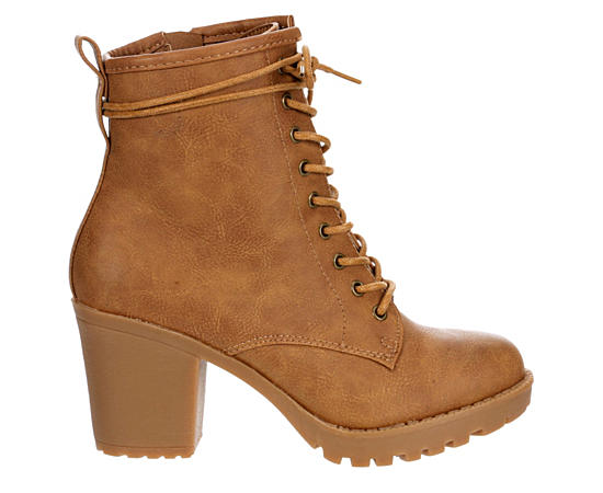 Womens Kourtlan Combat Boot