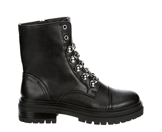 Womens Gili Combat Boot