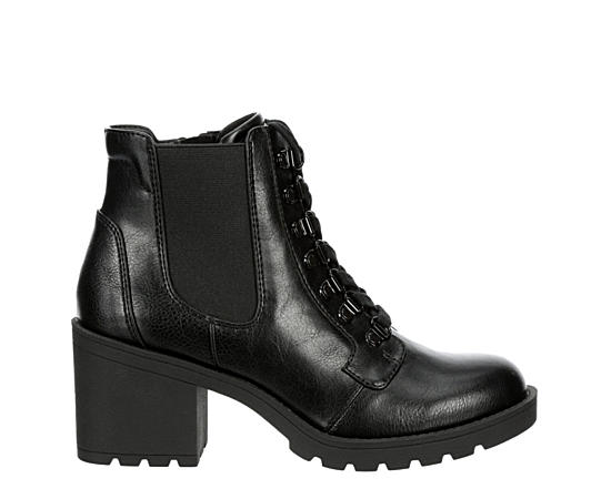 Womens Olivia Laceup Boot