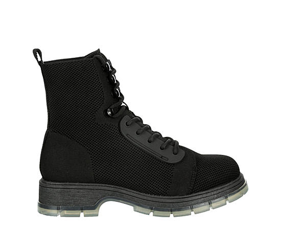 Womens Simon Combat Boot