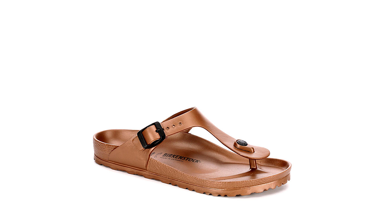 BIRKENSTOCK Womens Gizeh Essentials Flip Flop Sandal - BROWN