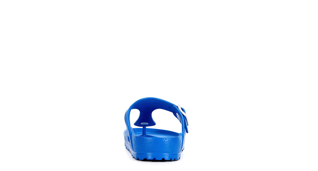 BIRKENSTOCK Womens Essential Gizeh Sandal - BRIGHT BLUE