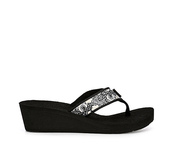 Womens Mandalyn Wedge Sandal