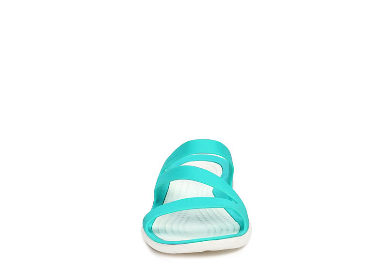 CROCS Womens Swiftwater - TURQUOISE