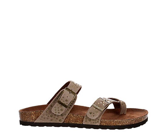 Womens Graham Footbed Sandal