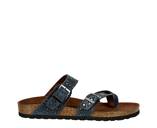 Womens Graham Footbed Sandal