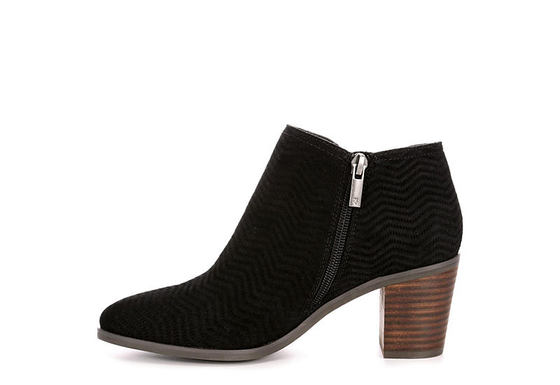 LUCKY BRAND Womens Parnesa Bootie - BLACK