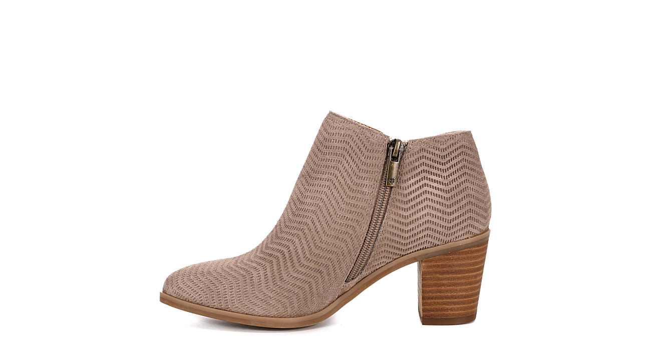 LUCKY BRAND Womens Parnesa Bootie - TAUPE