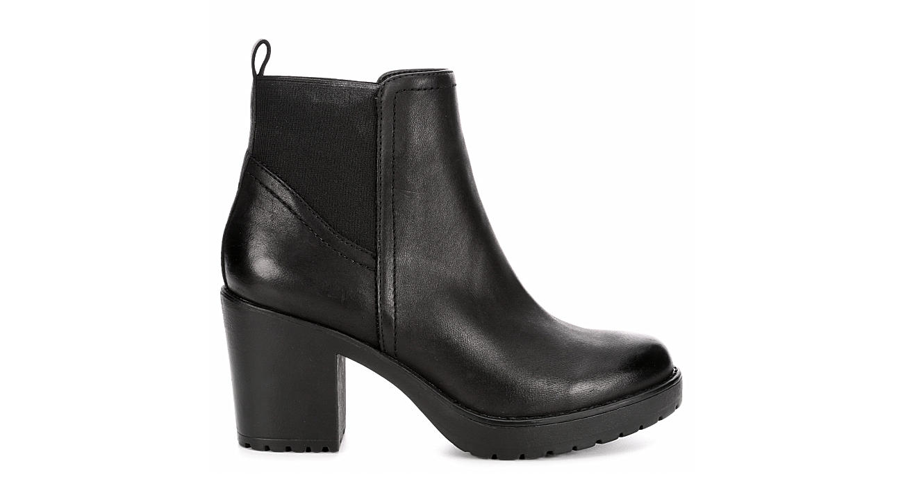 XAPPEAL Womens Gemma Boot - BLACK