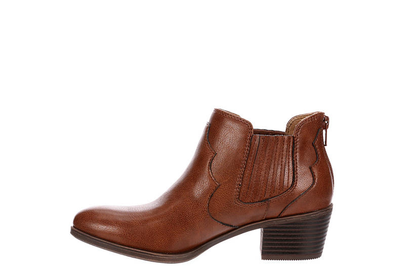 EUROSOFT Womens Adalene Bootie - BROWN