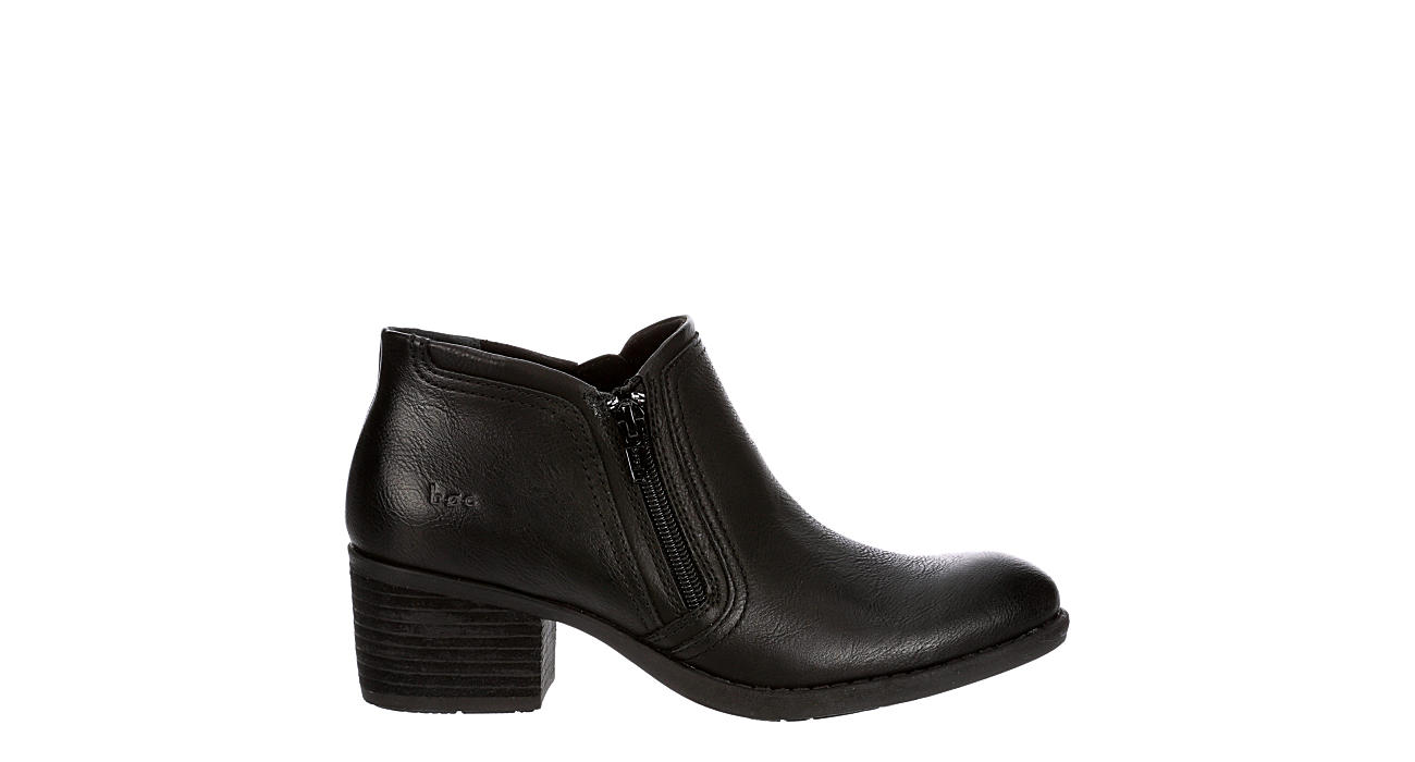 B.O.C Womens Colburn Ankle Bootie - BLACK