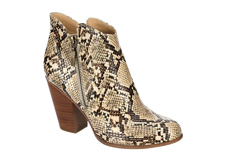 MICHAEL BY MICHAEL SHANNON Womens Ginnie Boot - SNAKE