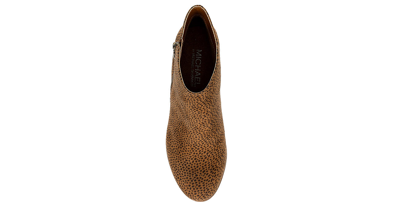 MICHAEL BY MICHAEL SHANNON Womens Ginnie - LEOPARD