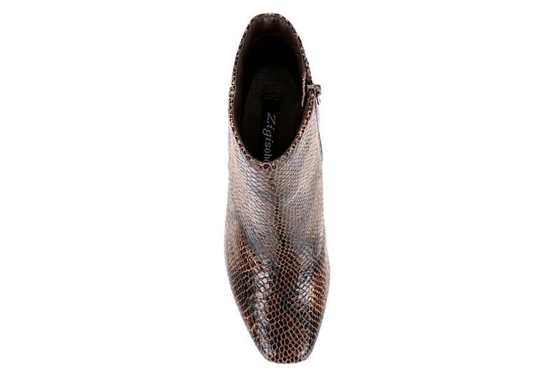 ZIGI SOHO Womens Annalise Boot - BROWN