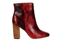 ZIGI SOHO Womens Annalise Boot - RED