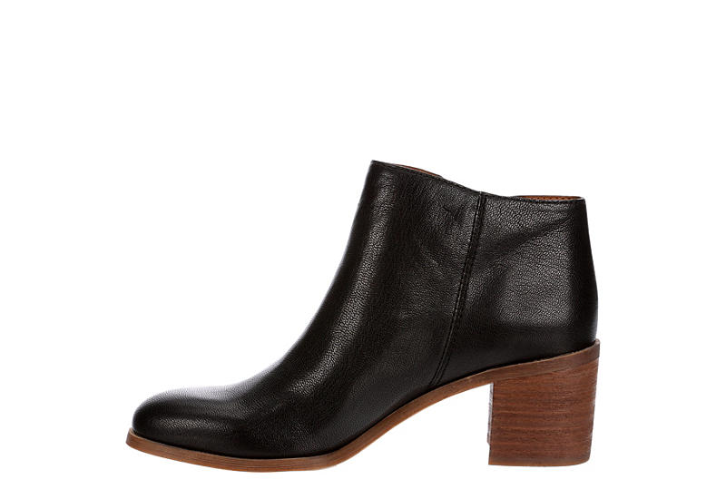 FRANCO SARTO Womens Kipp Ankle Bootie - BLACK