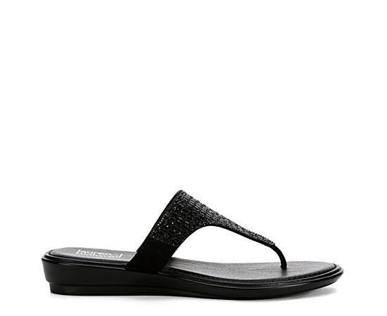 Womens Aria Thong Sandal