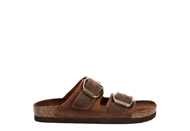 WHITE MOUNTAIN Womens Harlow - BROWN