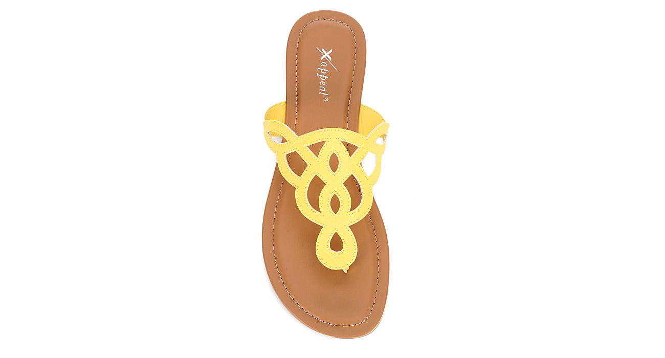 XAPPEAL Womens Freesia - YELLOW