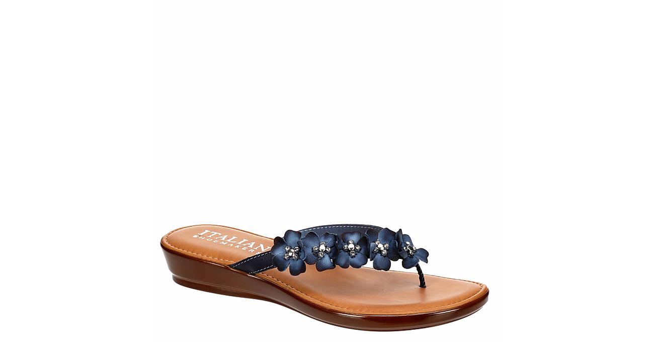 fe3edf49a4b3 Italian Shoemakers Womens Smilla - Blue