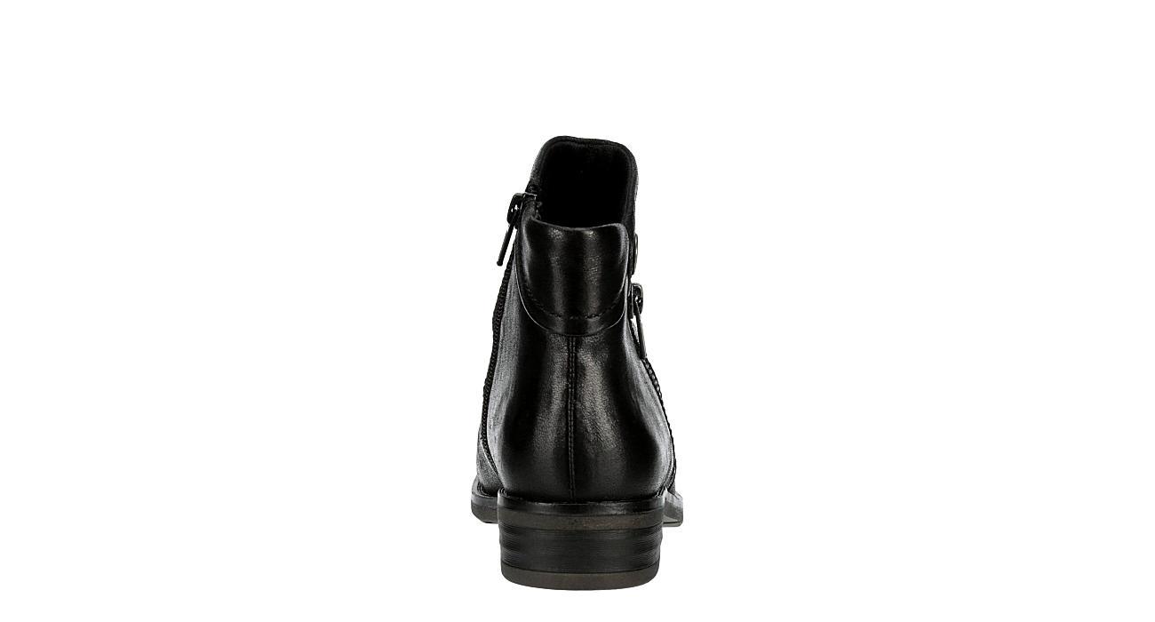 BARE TRAPS Womens Anila Boot - BLACK
