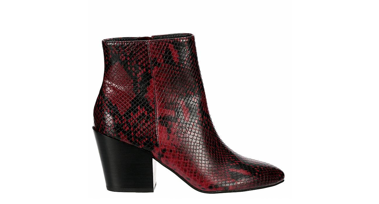 DOLCE VITA Womens Prema Boot - DARK RED