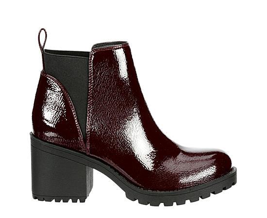 Womens Lido Lug Boot