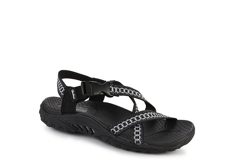 Black Skechers Modern Comfort Womens Kooky 332156
