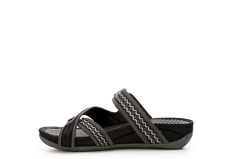 Black Bare Traps Womens Denni Casual Off Broadway Shoes
