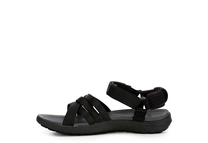 TEVA Womens Sanborn Sandal - BLACK