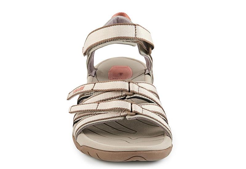 TEVA Womens Tirra Outdoor Sandal - TAUPE