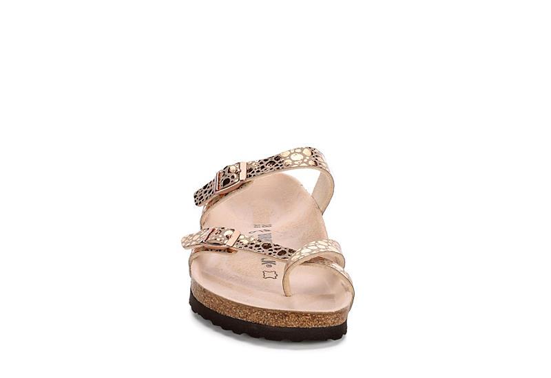 BIRKENSTOCK Womens Mayari Sandal - MED METALLIC