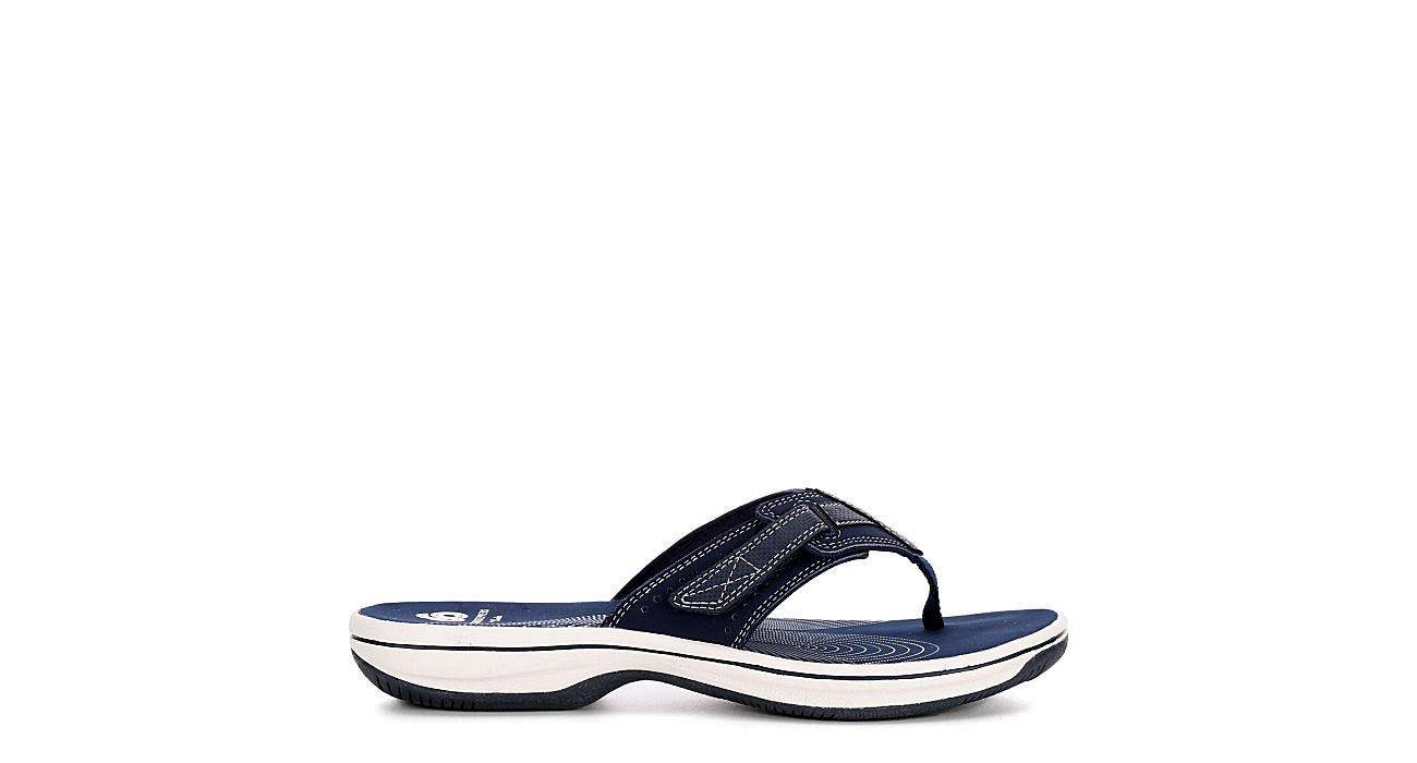 c52edc4bc Navy Clarks Womens Brinkley Reef | Casual | Off Broadway Shoes