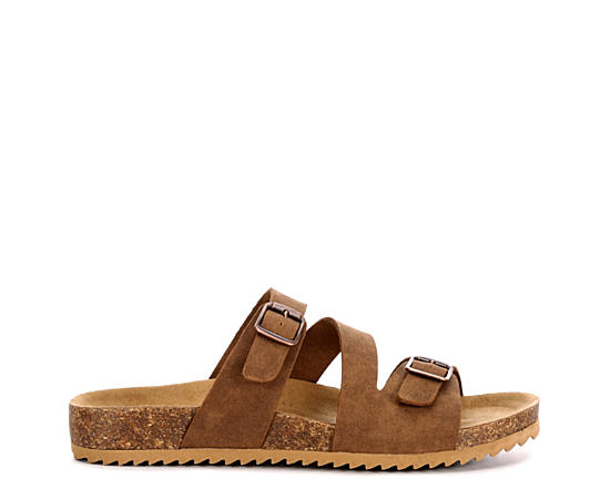 Womens Ellyn Footbed Slide Sandal